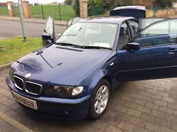 used bmw 3 series 316 2004 petrol 1 8 blue for sale in dublin