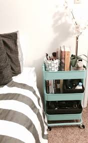 Ikea Dorms Ikea Raskog Cart For A Night Stand Future Home Ideas Pinterest