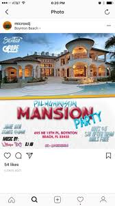 house mansion parties are popping up around palm beach county