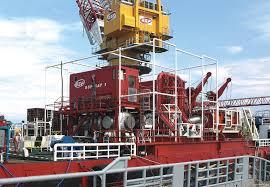 surplus equipment for sale gsp offshore