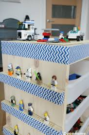 Lego Table Ikea by So Easy To Make An Ikea Trofast Rolling Lego Table Ikea Hackers