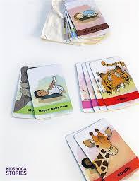 animal world cards stories