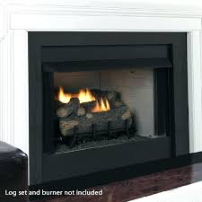ventless gas fireplace replacement parts gas fireplace logs universal firebox indoor fireplaces parts vent free gas