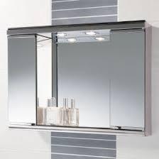 Mirror Bathroom Cabinet With Light Mini Burga Mirrored Bathroom Cabinets With Lights Stainless