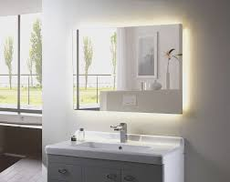 bathroom bathroom mirror backlit home design furniture