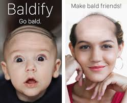 make me bald apk baldify go bald apk version 1 1 3 ly appt baldify