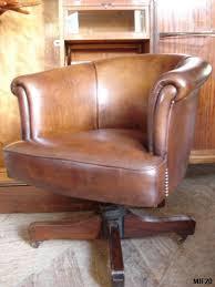 fauteuil de bureau americain fauteuil de bureau de type américain vers 1920