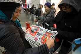 target black friday special on ipad minis target shoppers nationwide score doorbusters as black friday gets