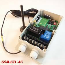 relay switch box gsm relay switch control box big power quad