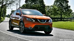 nissan rogue 2017 nissan rogue sport first drive smaller but not lesser suv
