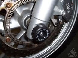 r u0026g front axle sliders protectors for bmw r1200gs u002704 u002712