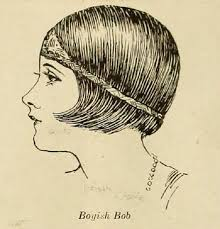 drawing of bob hair 537 best vintage faces 3 images on pinterest flapper hat lost