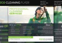 cleaning brochure templates free various u0026 high professional