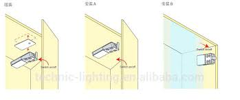 automatic closet light home depot magnetic closet door light switch fooru me