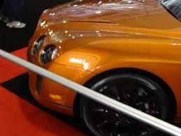 burnt orange bentley supersports rare color youtube
