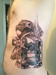 thug tattoos for girls 35 insane mind blowing radical adjective y pokemon tattoos