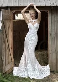 justin wedding dress style 10455 blush bridal