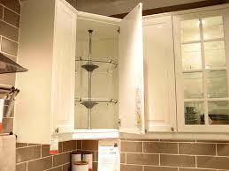 Kitchen Cabinet Corner Hinges Wall Corner Cabinet Carousel Mf Cabinets