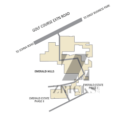 questions and answers about emaar mgf emerald estate gurgaon