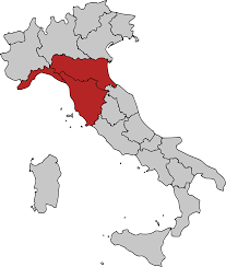 Liguria Italy Map by Guided Tour Doriatour Tours To Italy