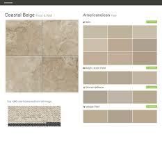 coastal beige floor u0026 wall type americanolean behr ralph
