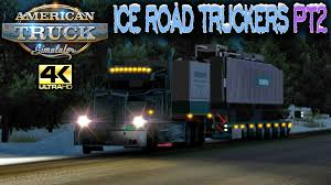 kenworth accessories canada ats ice road trucker map pt2 kenworth w900 youtube