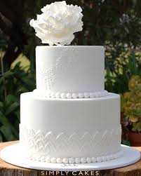 simply cakes melbourne wedding cakes bonbeach easy weddings