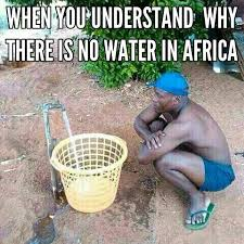 Africa Meme - thirst in africa meme by niccomanto01 memedroid