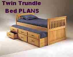captain s bed plans simple twin size with trundle bed 13272