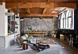 cool loft living room ideas industrial loft apartment 9 modern im