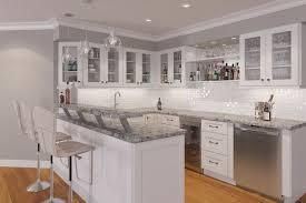 white shaker kitchen cabinets with gray quartz countertops white shaker style kitchen cabinet with quartz countertop