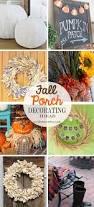 Fall Porch Decorating Ideas Fall Porch Decorating Ideas Kleinworth U0026 Co