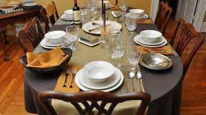 elegant dinner tables pics captivating innovative picture of dining table bringing your garden