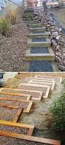 the best 23 diy ideas to make garden stairs and steps garden