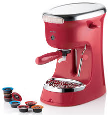 espresso maker electric g plus electric espresso maker espresso coffee machine red by