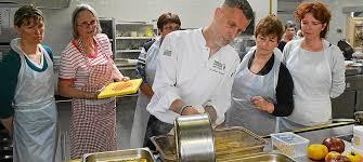 cours de cuisine chef étoilé le télégramme ploufragan atelier culinaire le chef étoilé