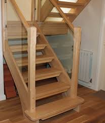 Stairs Standard Size by Open Stair Northwich Cheshire Timber Stair Systemstimber