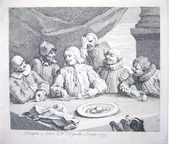 michael finney antique prints william hogarth columbus