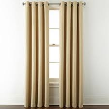 blackout yellow curtains u0026 drapes for window jcpenney