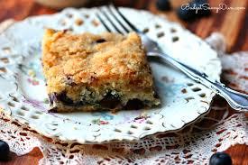 blueberry crumb cake recipe budget savvy diva