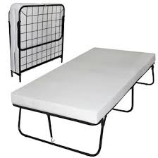 Folding Bed With Mattress Top 10 Best Folding Beds In 2017 Complete Guide