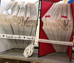 photo book pages how to fold book pages into letters recycled book ideas