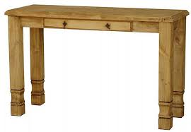 Pine Console Table Rustic Pine Console Table Photo 5 Beautiful Pictures Of Design