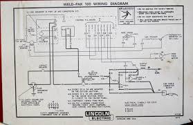 diode replacement on lincoln weld pak 100 welder repair