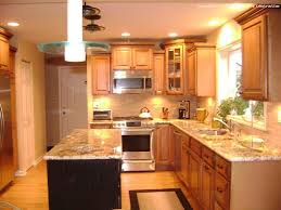 small kitchen cabinet makeover with double sink and single faucet elegant kitchen makeover ideas with granite countertop and bright lighting