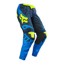 blue motocross gear fox racing 2016 youth 180 race pants blue yellow available at
