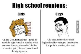 High School Reunion Meme - hairstyles for high school reunion class reunion invitation