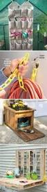 25 awesome diy storage ideas for your garden 2017
