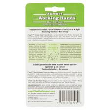 o u0027keeffe u0027s working hands hand cream 2 7 oz walmart com