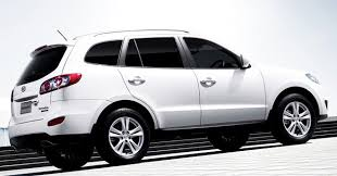 suv of hyundai hyundai s suv santa fe photo gallery